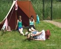 Thumbnail Girls at School Camp